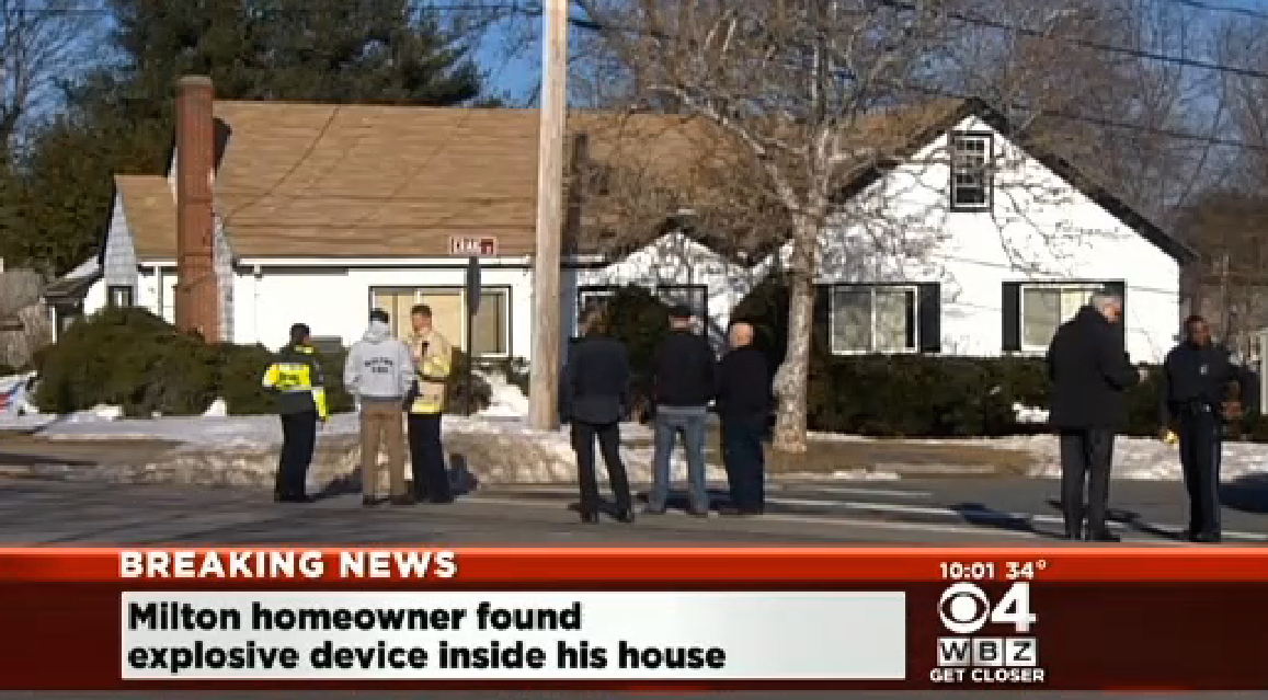 Talk about a fixer-upper: house for sale was wired to explode.