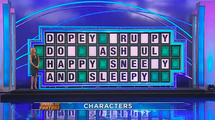This woman's 'Wheel of Fortune' guess was so close, yet so dumb.