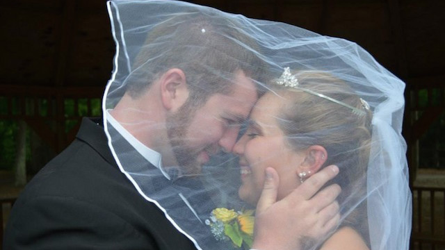 This man's wife couldn't remember her wedding, so he's going to marry her all over again.