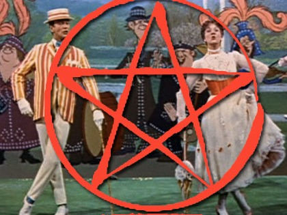 "Turns out ""Supercalifragilisticexpialidocious"" was a death metal song all along."