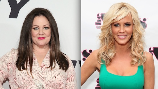 Maybe you knew Jenny and Melissa McCarthy are cousins, but did you know there were photos?!