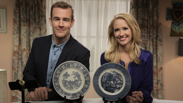 "James Van Der Beek and Anna Camp show you what home shopping is like under ""religious freedom"" laws."