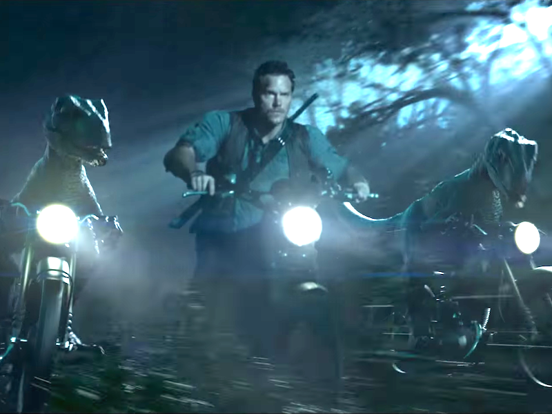 This 'Jurassic World' parody trailer makes no sense and it is perfect.