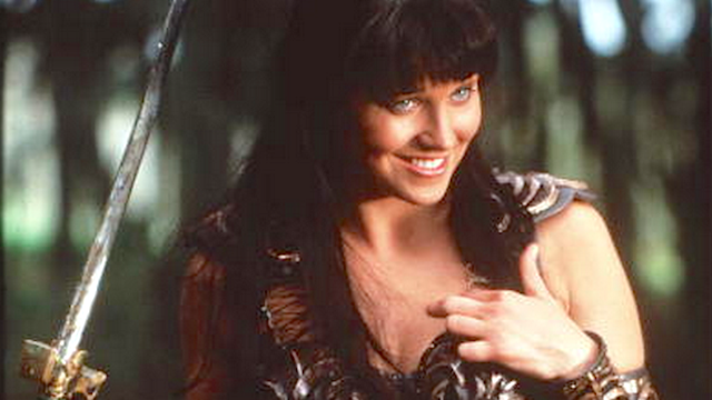 YESSSSS XENA IS BEING REBOOTED YESSSSS