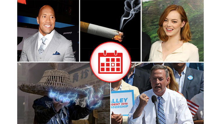 5 Things You Should At Least Pretend To Know Today - June 2, 2015