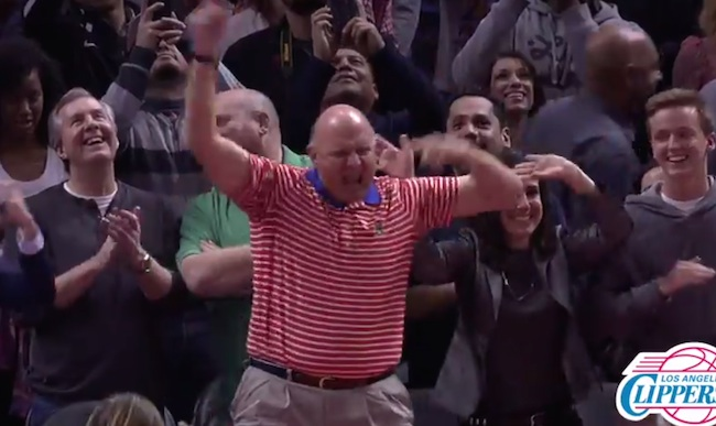 Microsoft billionaire Steve Ballmer cannot dance, but he does have some sick moves.