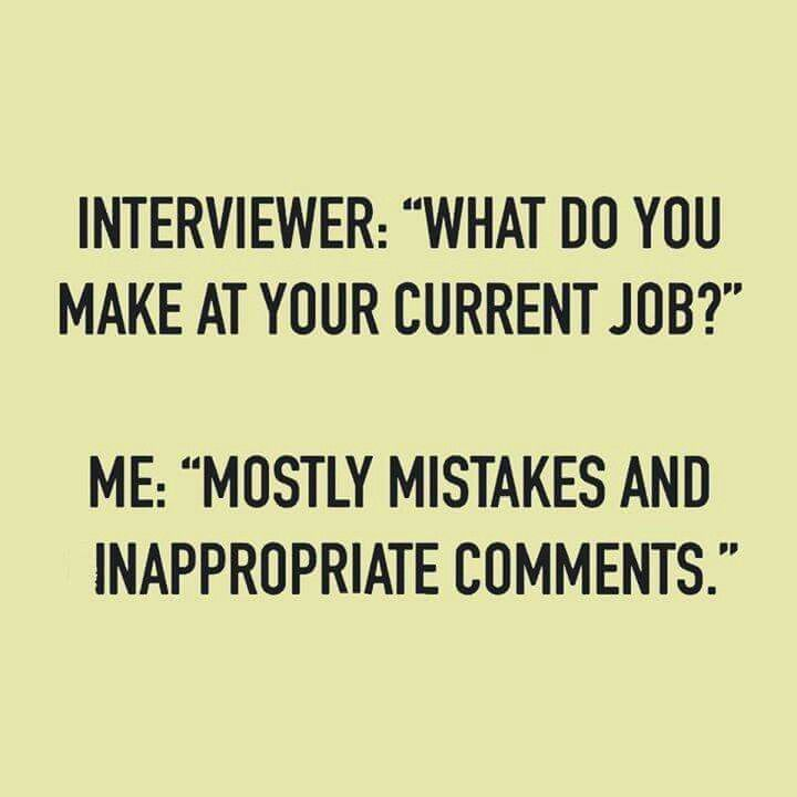 Interview Quotes Funny Orgsancelikdemirsancom