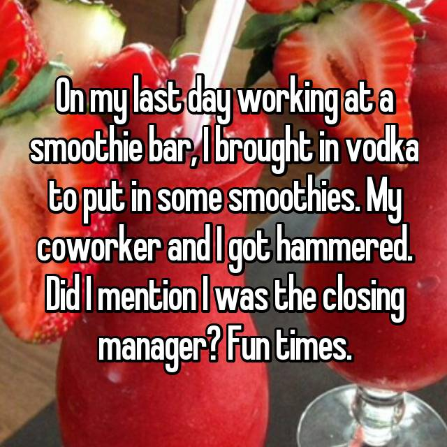 20 vengeful employees who turned their last days of work