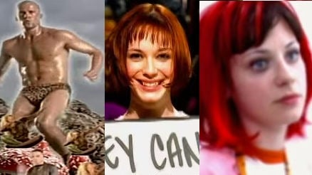 10 famous actors you didn't realize were in 90s music videos.