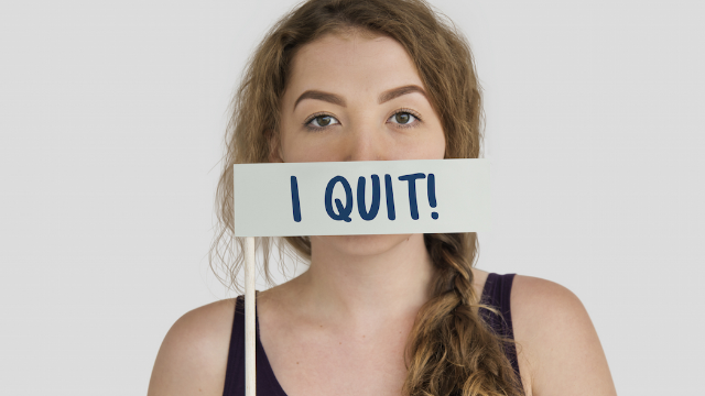 """10 people share the moment they said """"f*ck it!"""" and quit their job."""