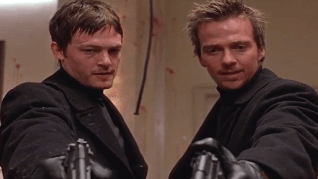 This supercut of the 100 best movie lines said before killing someone has so much testosterone.
