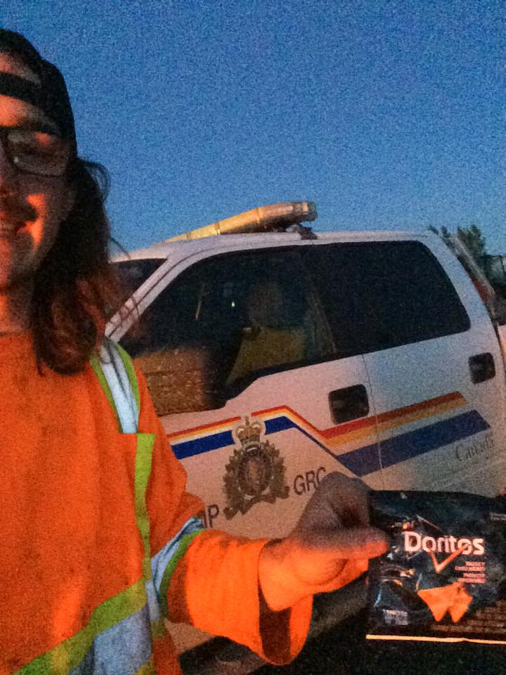 Canadian cops use Facebook to RSVP to underage party, show up with Doritos.