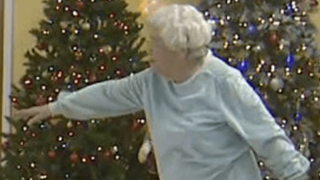Watching this 105-year-old yoga teacher will make you feel both zen and inferior.