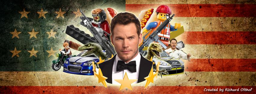 Chris Pratt asked the Internet to make him a new Facebook banner. Here's what he got.