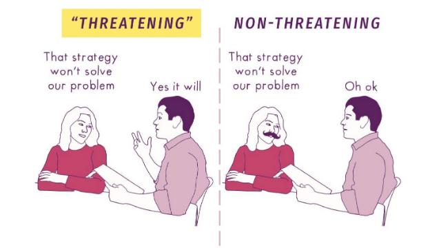 12 inoffensive ways women can be effective leaders.