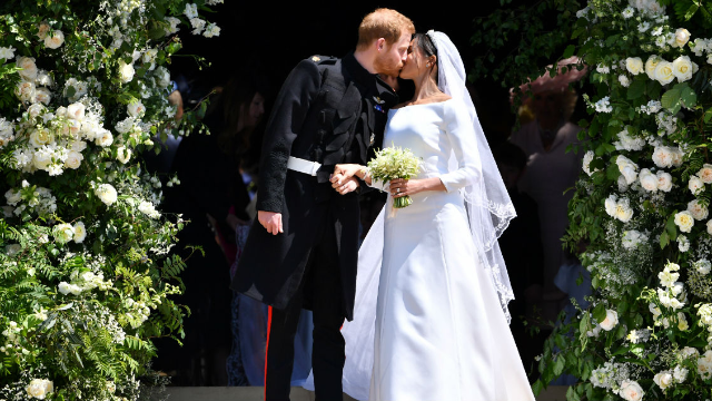 13 intense royal wedding outfits the internet is obsessed with.