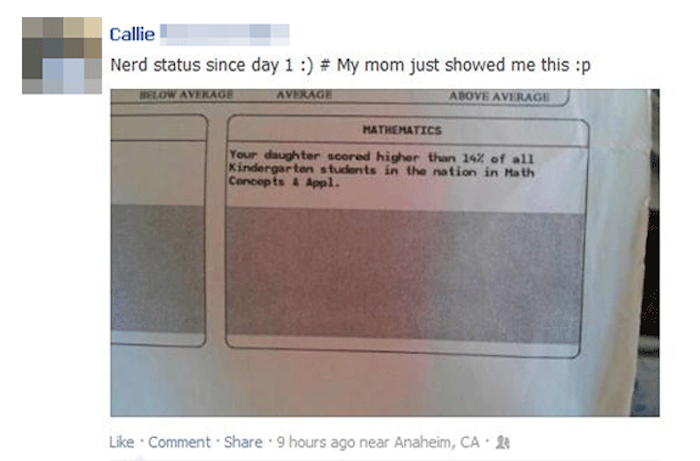 14 teenagers whose idiotic Facebook posts prove back-to-school season can't come soon enough.