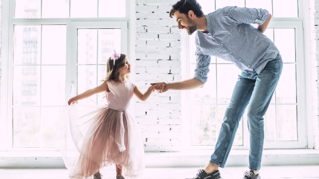 13 tips from women to dads raising daughters. Don't be embarrassed to buy her tampons.