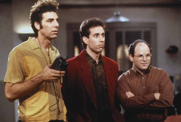 'Seinfeld' recut as a Lifetime movie is of course better than an actual Lifetime movie.
