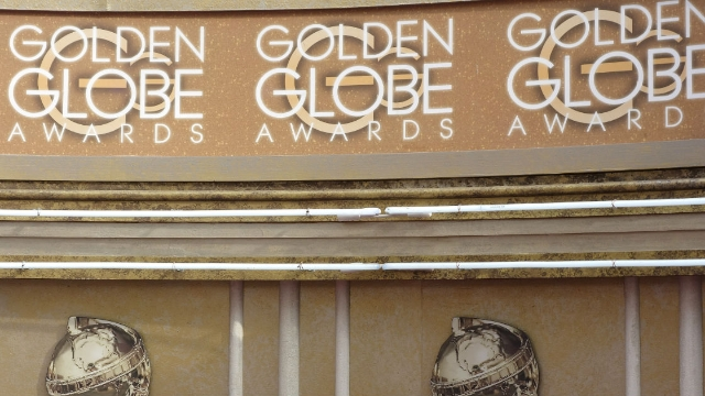 15 behind-the-scenes posts from celebs at the Golden Globes.