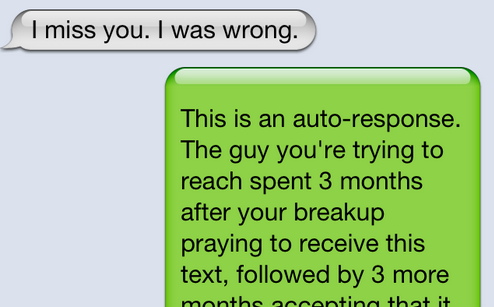 15 brutally honest text message auto-replies that would significantly ...