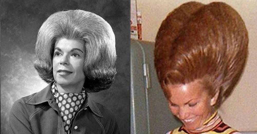15 Enormous Hairdos From The 1960s Someecards Web