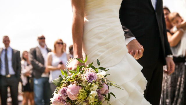15 people share stories of what happened when a wedding ceremony was interrupted.