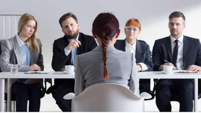 15 people share tips for having a successful job interview. Turn your phone off!