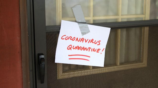 16 posts from quarantine from people who haven't let the pandemic bring them down.