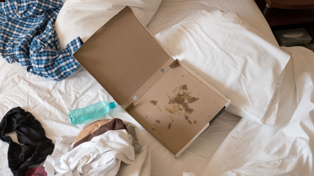 16 of the worst things hotel employees discovered in a guest's room after checkout.