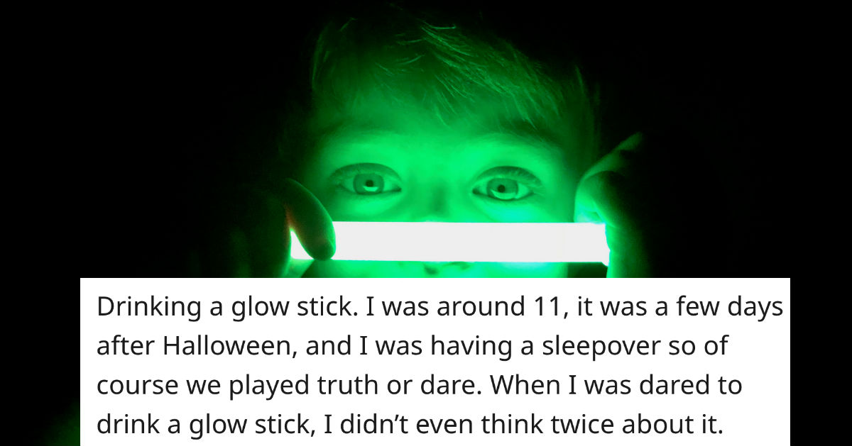 16 people share the things they regret doing for a dare.
