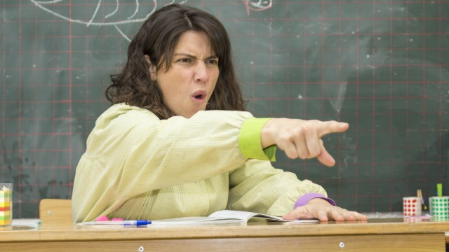 16 students share stories of the biggest teacher meltdown they've ever seen in class.