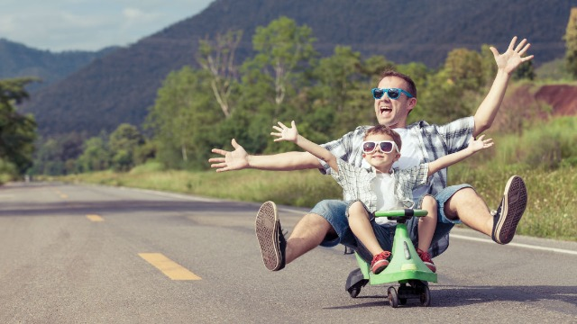 17 dads share what they actually want for Father's Day.