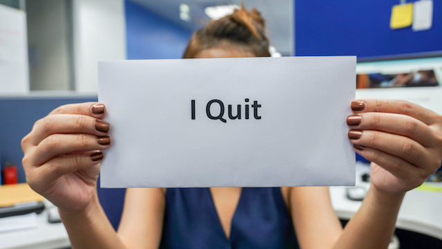 17 Epic Ways People Have Quit Their Jobs.