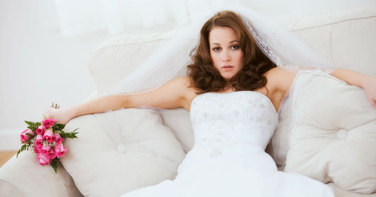 17 husbands share the moment their wives went full 'Bridezilla' and it ain't pretty.