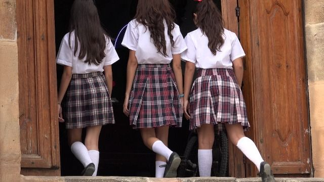 17 people reveal the biggest scandal at their Catholic school.