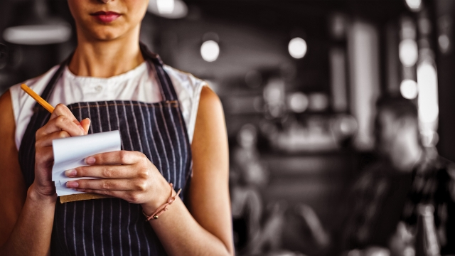 19 waiters and baristas share customer conversations they weren't supposed to hear.