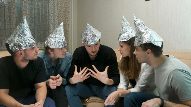 19 true facts that seem 100% like conspiracy theories. Don't trust dolphins.