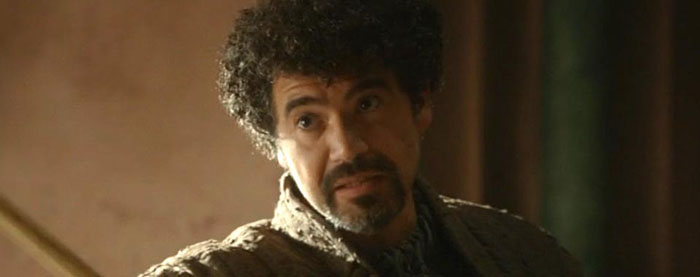 Another 'Game of Thrones' actor, Miltos Yerolemou, irresponsibly responds to rumors, fuels crazy hype.