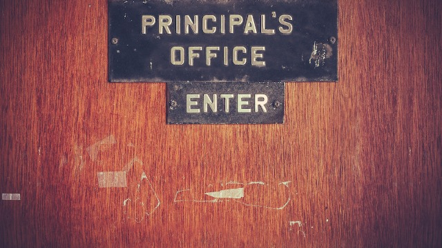 20 stories about the funniest reason a kid was sent to the principal's office.