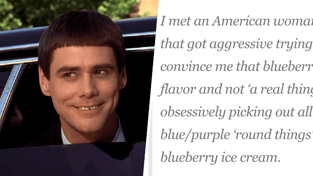 23 times people realized they were dealing with complete morons.
