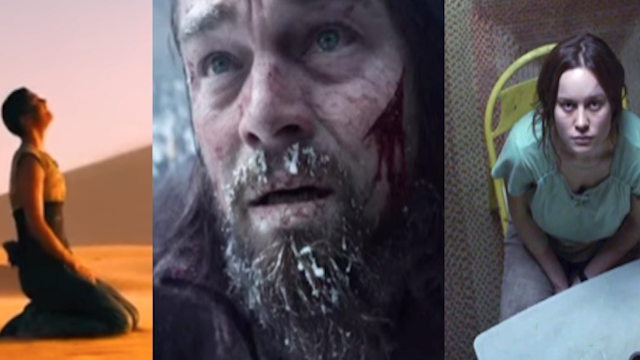 Pretend you've seen all the Best Picture nominees with this 4-minute video.