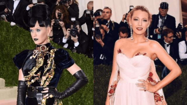 The 35 most important outfits from the 2016 Met Gala, at least 8 of which will hurt your eyes.