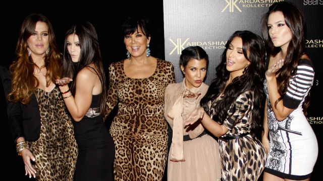 This year's Kardashian-Jenner Halloween costumes were an accidental self-own.
