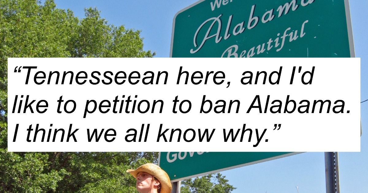 21 Americans share their most controversial opinion about the state that borders theirs.
