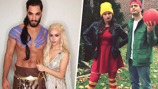 21 of The Best Couple Halloween Costumes For You u0026 Your Bae  sc 1 st  Someecards & 21 of The Best Couple Halloween Costumes For You u0026 Your Bae ...