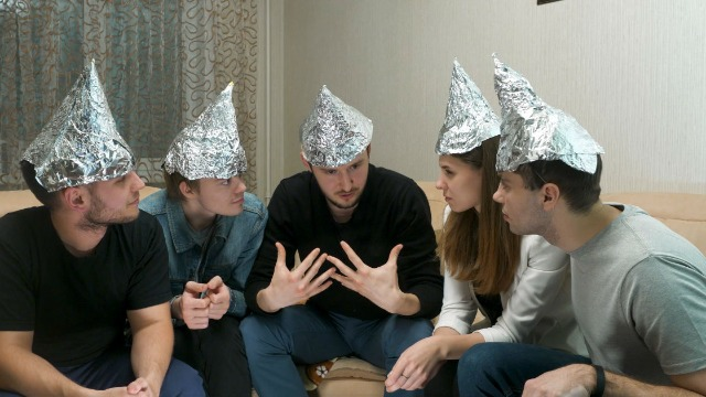 22 people share the craziest conspiracy theories they've ever heard.