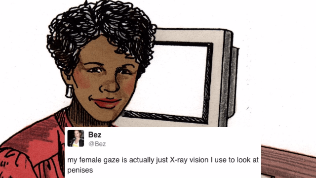 25 of the funniest women on Twitter this week: Emojis, Halloween, Yelp and more.