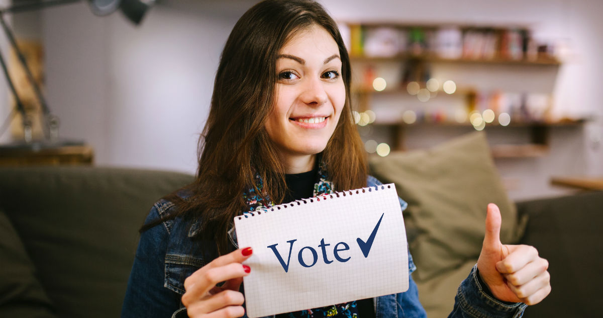 25 tweets about voting on Nov. 6th that could literally save us all.