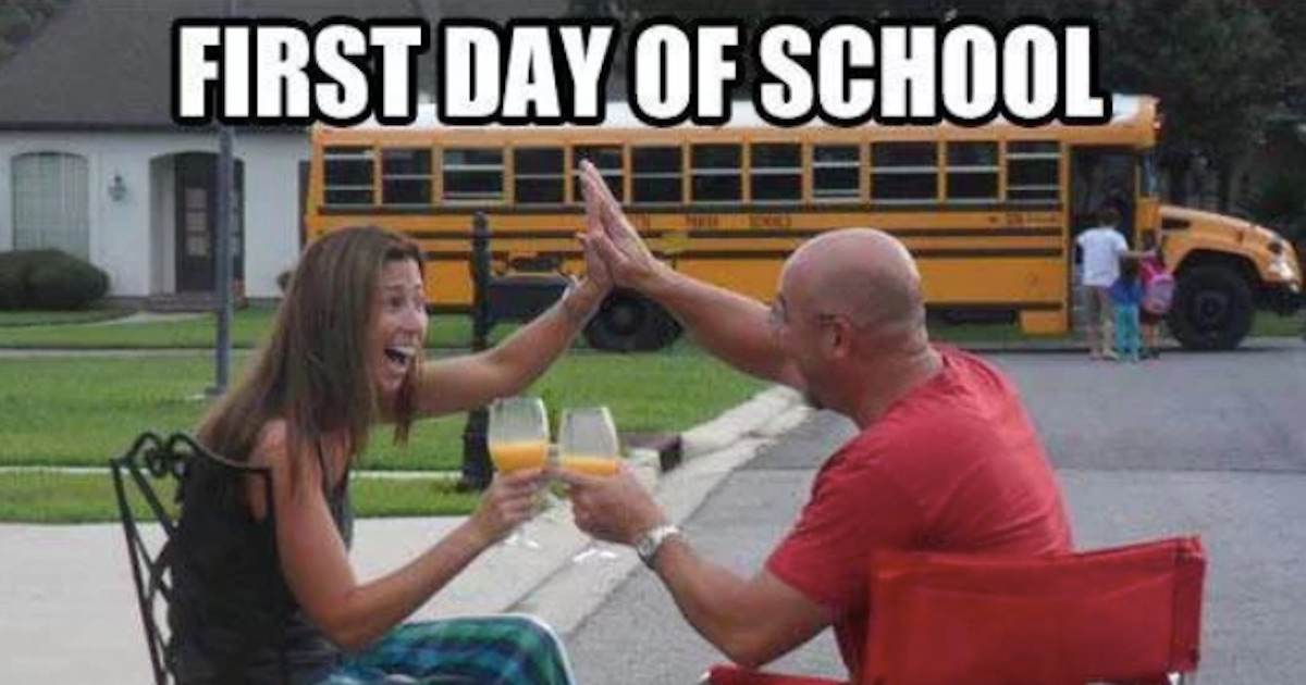 26 Hilarious Back To School Memes Every Parent Needs To See